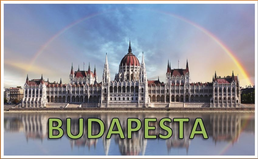 City Break Budapesta