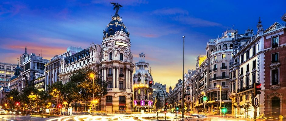 City break Madrid - 1 Decembrie 2018