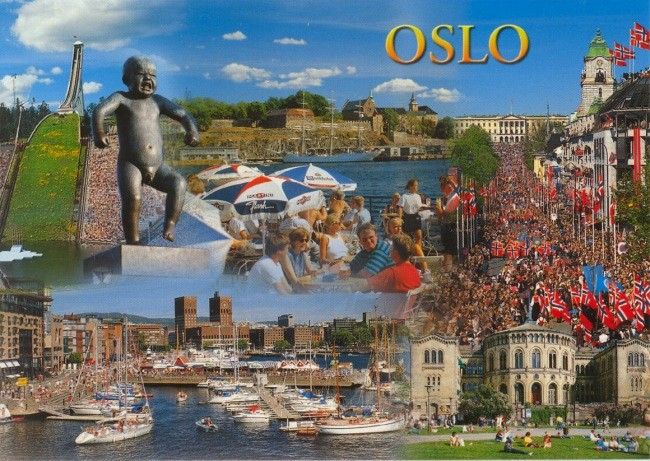 City Break Oslo, Norvegia - 1 Decembrie  2018