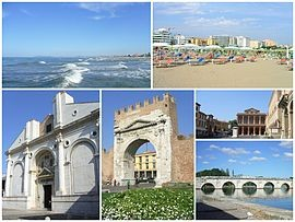 City break Rimini