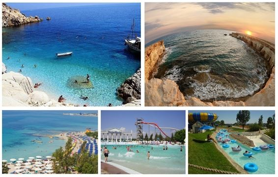 Dublu city break LARNACA & AYIA NAPA!